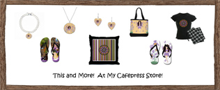 Cafepress Shop